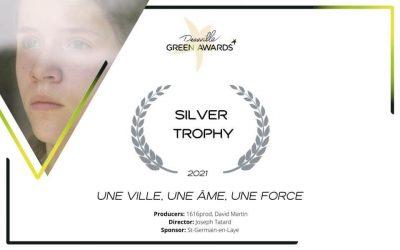 Un trophée au festival de Deauville !